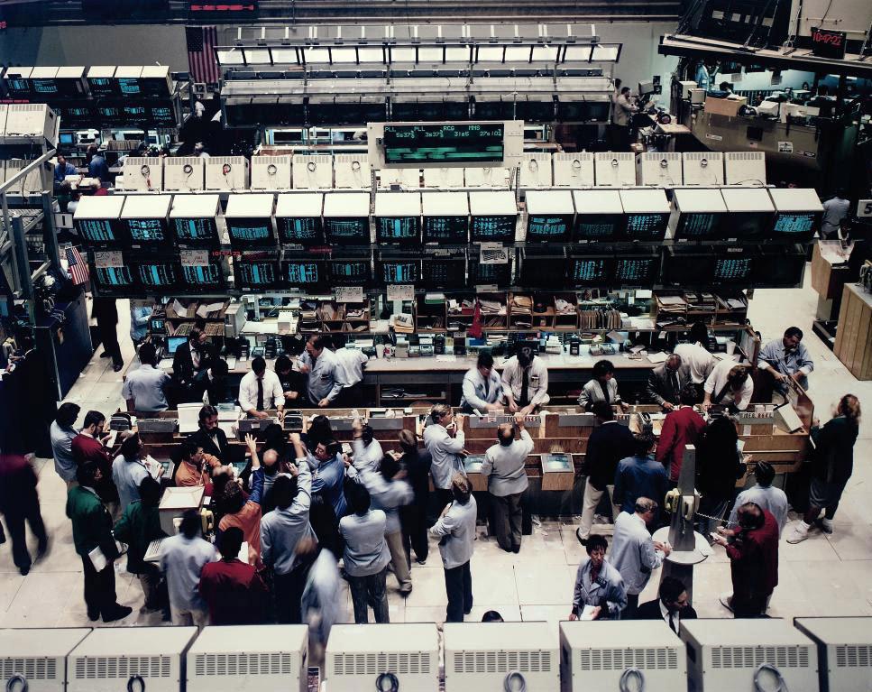 New York, Stock Exchange