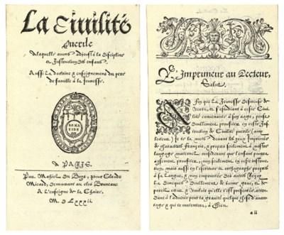 ERASMUS, Desiderius (1469-1536