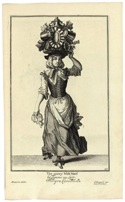 LAURON, Marcellus (1679-1774,