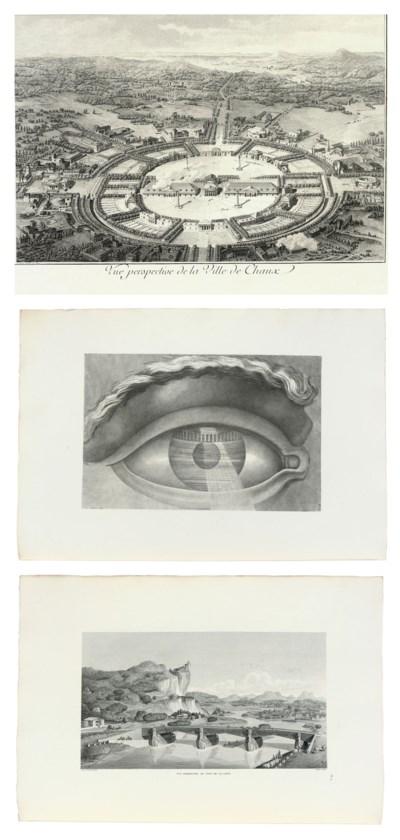 LEDOUX, Claude Nicolas (1736-1