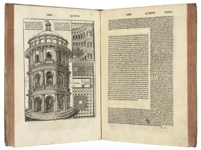 VITRUVIUS Pollio, Marcus (fl.