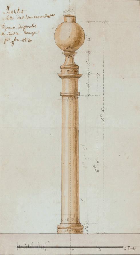 Antoine-Laurent-Thomas Vaudoyer (Paris 1756-1846)