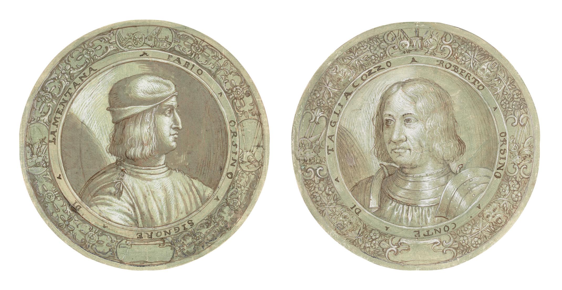 Attributed to Bernardino Capitelli (Siena 1589-1639)