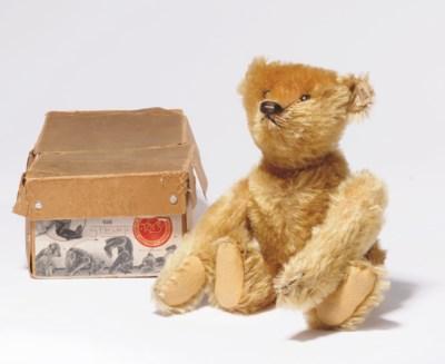 A STEIFF SOMERSAULT BEAR, (931