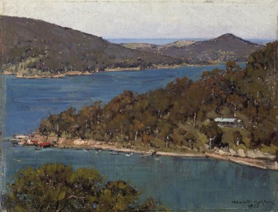 Julian Howard Ashton (1877-196