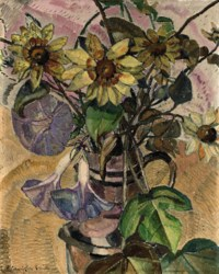 Flowers in a jug (1931)