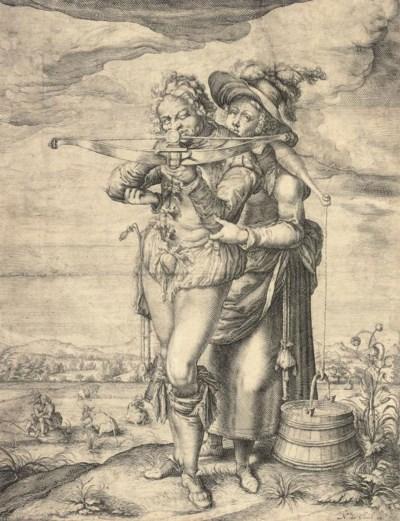 Nicolaes de Clerck (active 161