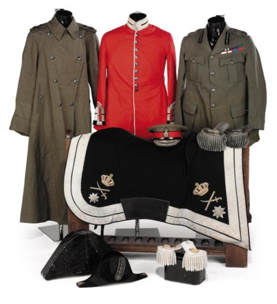 ITEMS OF UNIFORM RELATING TO A