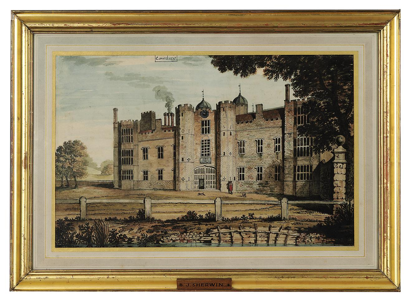 Cowdray House, Sussex