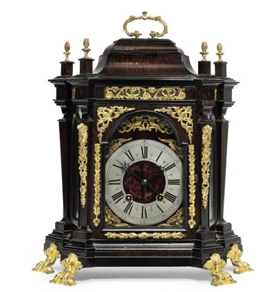 AN ITALIAN ROSEWOOD AND ORMOLU