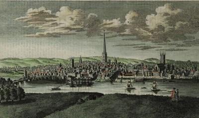 English 18th Century Topograph
