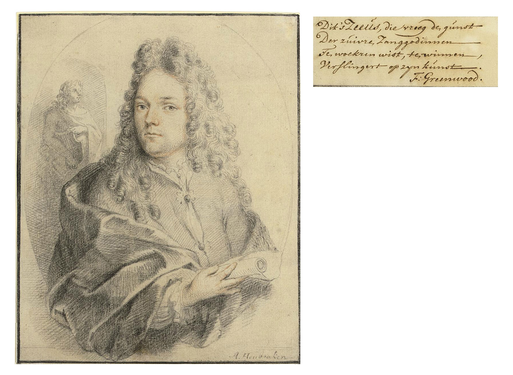 Portrait of Jakob Zeeus