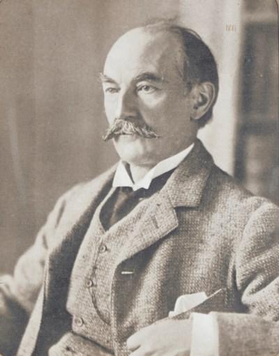 HARDY, Thomas (1840-1928). Pho