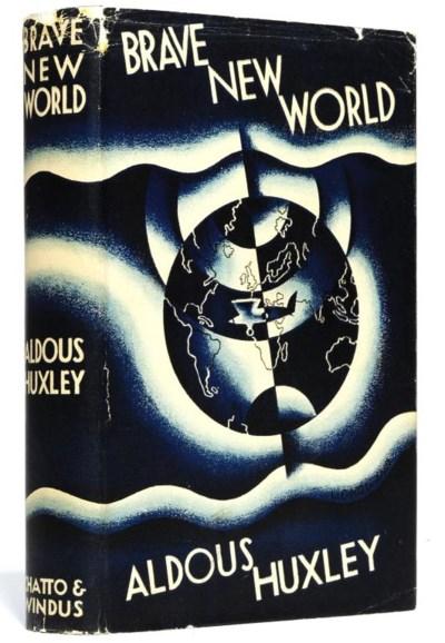 HUXLEY, Aldous (1894-1963).  B