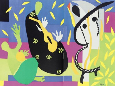 VERVE -- MATISSE, Henri and Pa