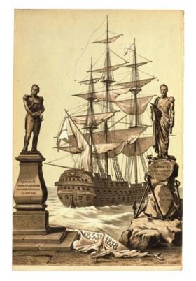 BOGDANOVICH, E.V. Sinop. 18 Noiabria 1853 goda. St. Petersbu