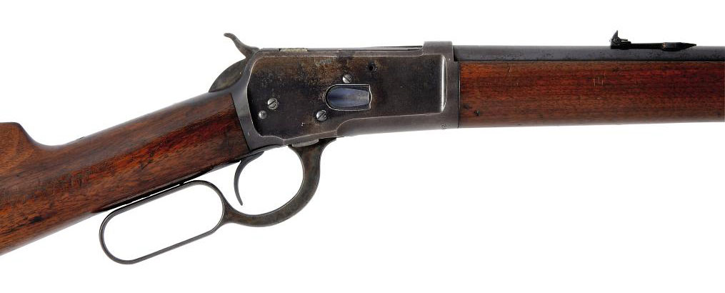 A .44-40 'MODEL 1892' LEVER-AC