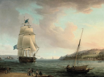 Thomas Whitcombe (London c.175