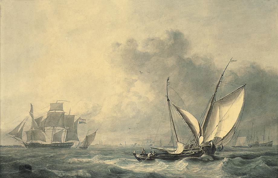 Nicolaas Baur (Harlingen 1767-