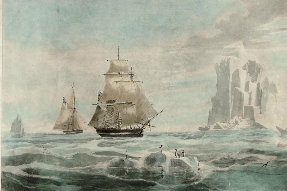 After William John Huggins