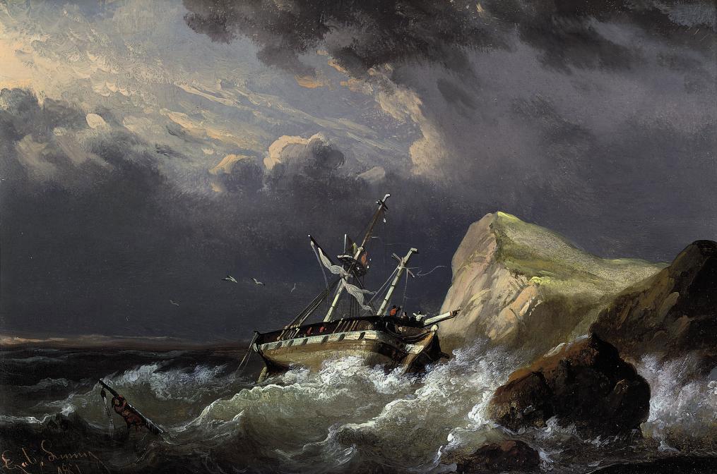 E.J. Summers, 1851