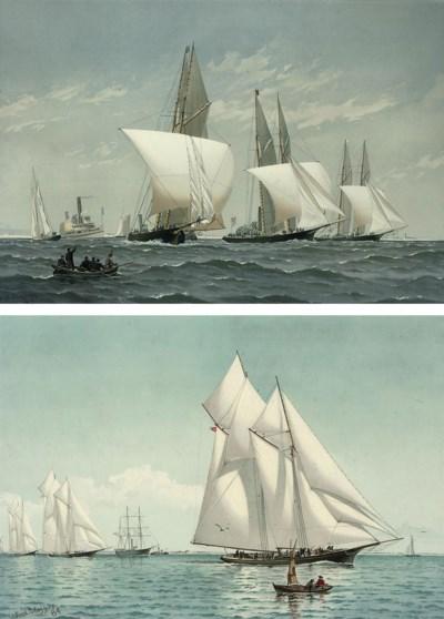Frederick Schiller Cozzens (Ne