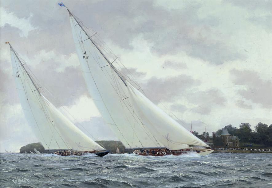 Stephen J. Renard (b.1947)