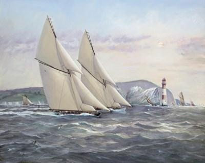 Michael James Whitehand (b.194