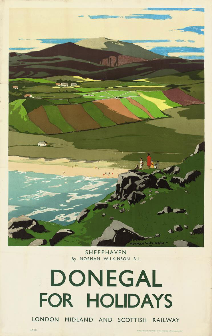 DONEGAL FOR HOLIDAYS, SHEEPHAVEN