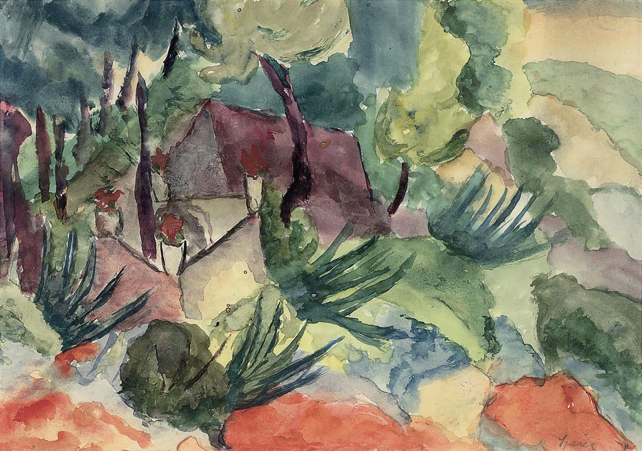 Meta Speier (1889-?)