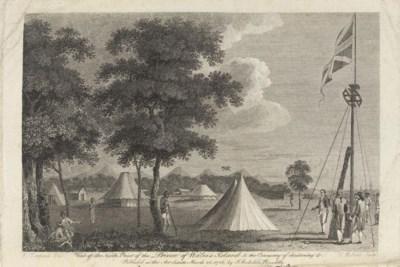 TRAPAUD, Elisha (1750-1828). A