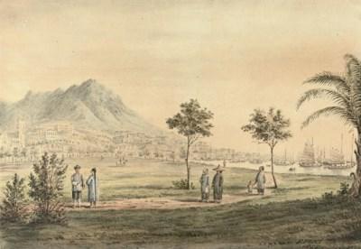 F. Pini (fl.1855)