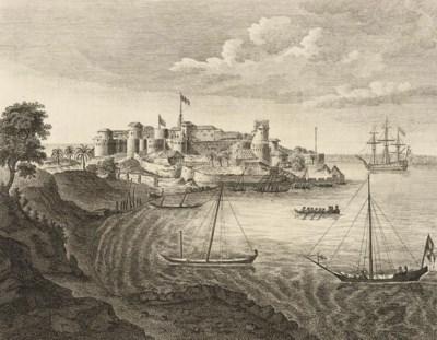 IVES, Edward (d. 1786). A Voya