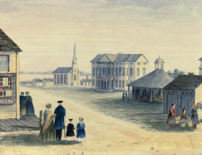 Colonial School, early 19th ce