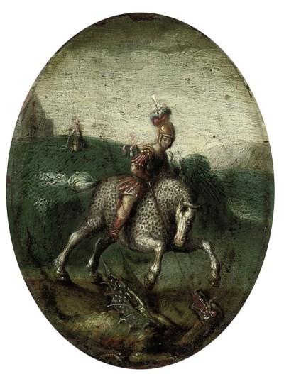 Circle of Jan Brueghel the Eld