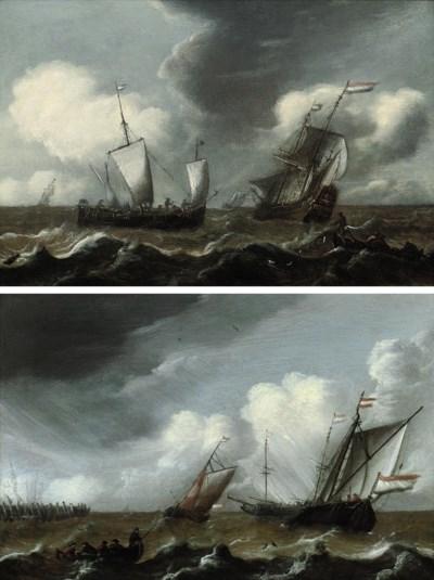 Pieter Coopse (Hoorn 1638/42-1