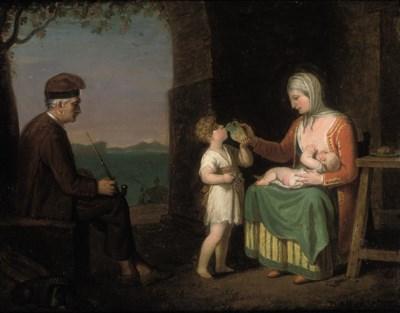 David Allan (Alloa 1744-1796 E