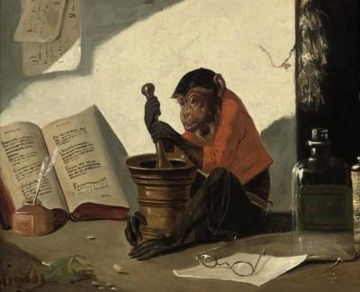 Vincent De Vos (Courtrai 1829-