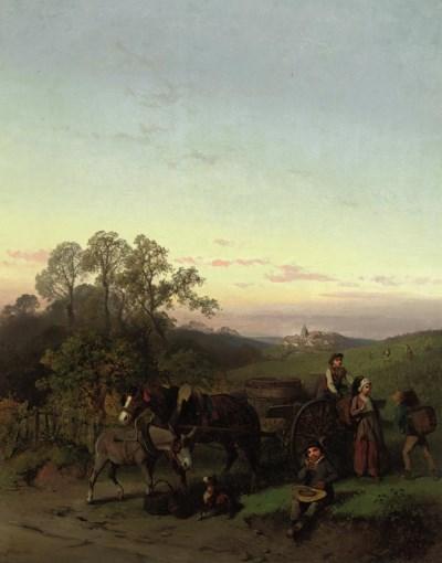 Ferdinand Maröhn (Dutch, 19th