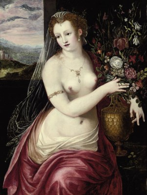 Circle of Frans Floris (Antwer
