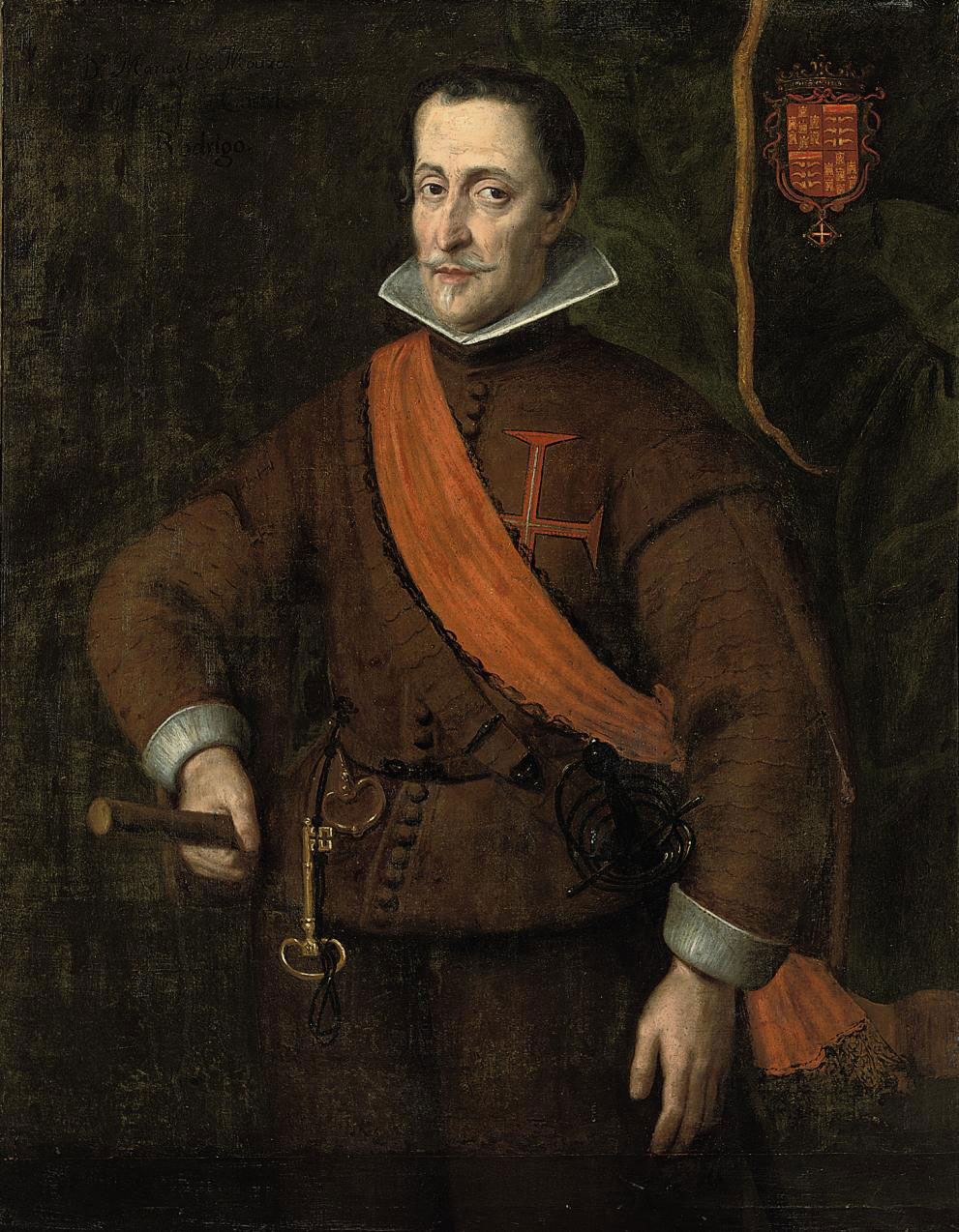 Spanish School, 17th Century