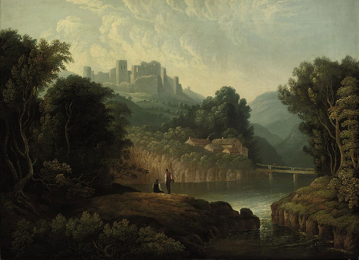 Attributed to Thomas Roberts (