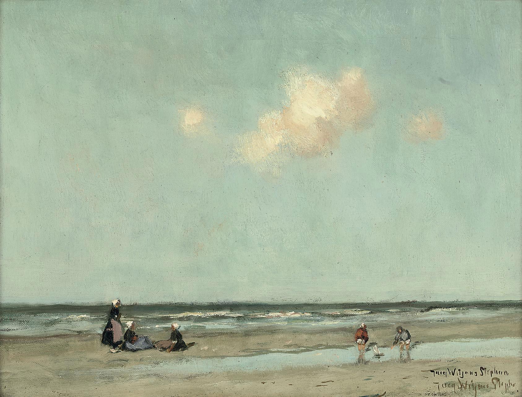 Jacques Witjens (Dutch, 1881-1