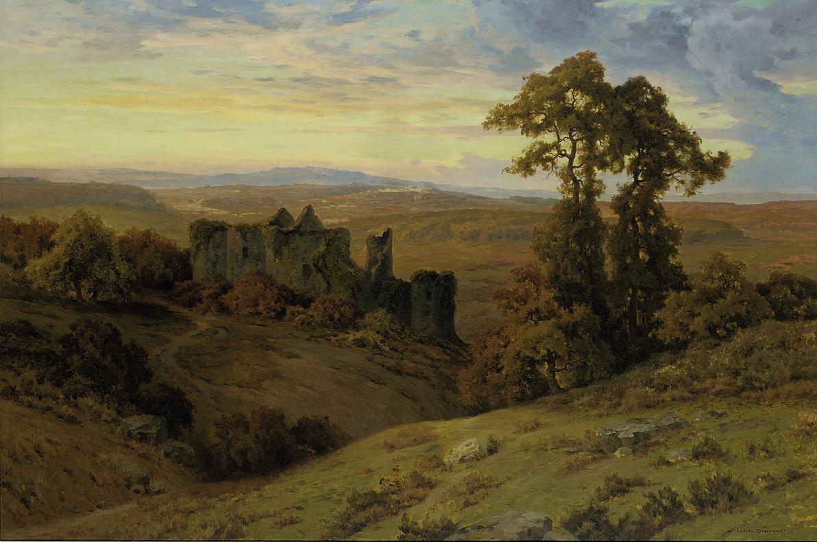 Lucien Simonnet (French, 1849-