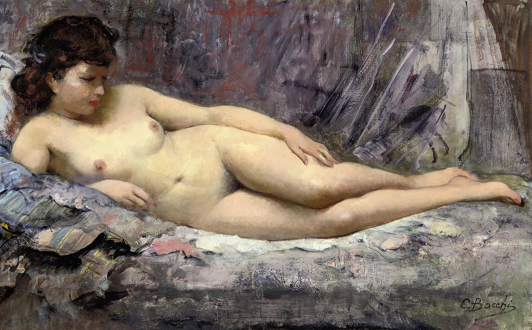 CESARE BACCHI (ITALIAN, 1881-1