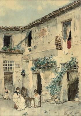 ETTORE SIMONETTI (ITALIAN, 185