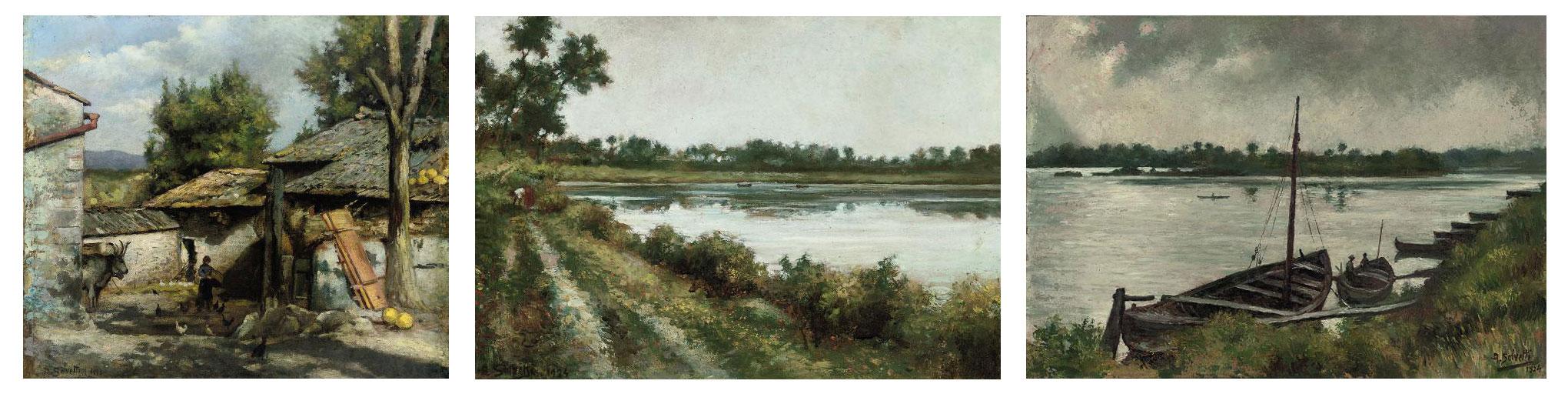Antonio Salvetti (ITALIAN, 185