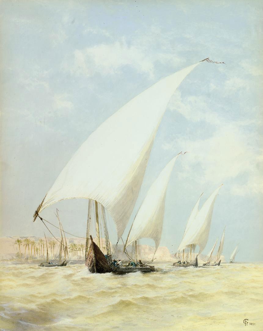 Frederick Goodall, R.A. (Briti