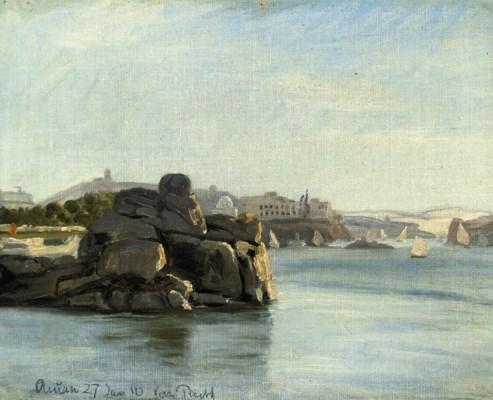 Wilhelm Pacht (Danish, 1843-19