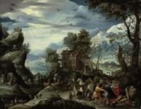 The drunkeness of Noah